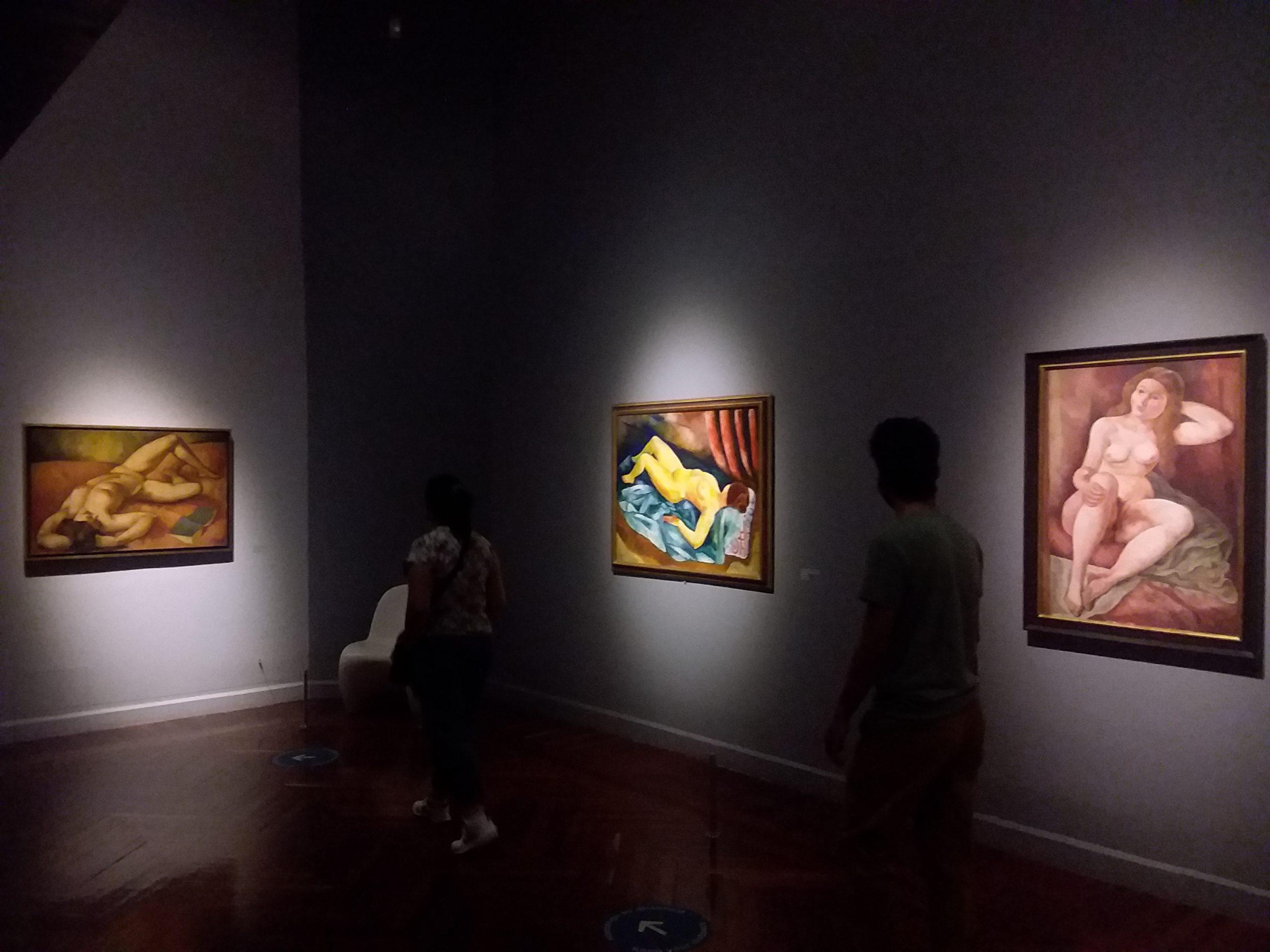 Musée palais beaux arts mexico