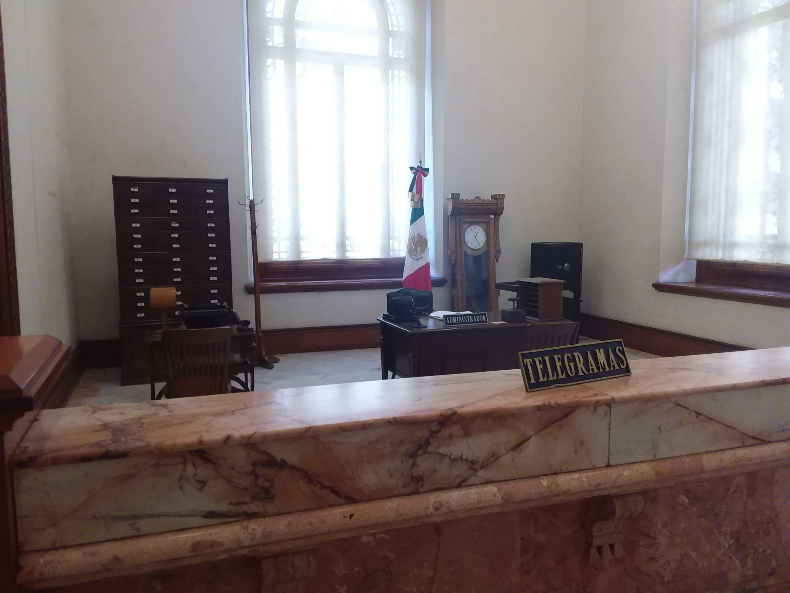 Musée du télégraphe mexico city